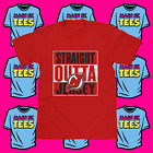 Straight Outta Jersey New Jersey Devils Shirt Available In Adult $19.98 USD on eBay