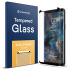 For Galaxy S9, S9 Plus, Note 9   Caseology Tempered [Glass] Screen Protector