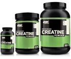Optimum Nutrition Micronized Creatine Powder 150/300/600/1200/2000g Unflavored