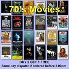 Poster Classic Movie Posters 1970s 70s Film Poster Movies HD Borderless Printing £2.97 GBP on eBay