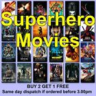 Poster Superhero Classic Movie Posters Film Poster  HD Borderless Prints £2.97 GBP on eBay