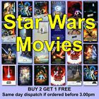 Poster STAR WARS Movie Posters film Poster HD prints SCI-FI Star Wars Borderless £5.97 GBP on eBay
