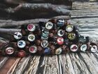 NFL Football Leather Pendant Bracelets | Pick Your Team - Christmas Gift for him on eBay