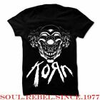 KORN  PUNK ROCK BAND T SHIRT MEN'S SIZES image