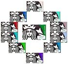 Starbucks Cards 2016 - Monkey - Easter - Cups - Siren And More - You Choose!!!!!