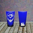 Grateful Dead Toronto Blue Jays Steal Your Face Sandblasted Etched Pint Glass
