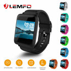 New LEMFO Smart Watch Band Waterproof Heart Rate Blood Pressure Activity Tracker