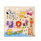 Baby Toys Baby Wooden Animal Toys Kids Early Education Learning Training Puzzles