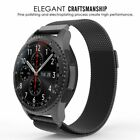 Black Milanese Magnetic Stainless Watch Band For Samsung Galaxy Gear 42/46mm image