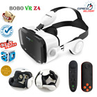 Authentic 3D Virtual Reality Glasses Stereo VR Goggles Video Movie Game Headset