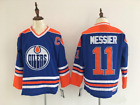 NWT Edmonton Oilers 11 Mark Messier NHL Jersey CCM Vintage Throwback Size M 3XL