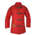 Medieval Gambeson knight armor  for theater costume Aketon Jacket sca armor larp