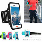 Armband Bag Sports Gym Arm Band Holder Case For iPhone XS Max XR Samsung S10 S9
