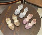 Fashion Kids Students Princess Shoes Children Girls Party Shoes Flats for Spring