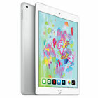 Apple iPad 6th Generation (2018) 32GB & 128GB Wi-Fi / 4G  9.7in Various Colours