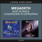 Classic Albums: Countdown to Extinction/Rust in Peace by Megadeth: New