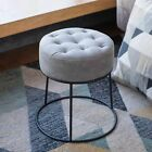 Multicolor Furniture Dwarf Round Stool Ottoman Footrest Small Seat