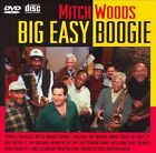 Big Easy Boogie [CD & DVD] by Mitch Woods (CD, May-2006, Western Seeds Records)