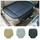 3D PU Leather Car Seat Pad Mat Cover Breathable For Auto Chair Cushion Universal on eBay