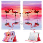 "For 10"" inch Tablet Universal Animal Printed Folio Stand Flip Leather Case Cover"