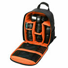 Digital Camera Waterproof Sling Backpack Shoulder Bag for Canon Nikon Sony DSLR