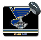 2019 NHL Champions St. Louis blues Mouse Pad 160705 $10.99 USD on eBay