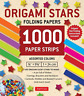 More images of ORIGAMI STAR PAPERS STRIPES NEW