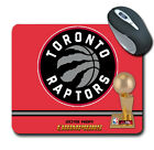 2019 NBA Champion Toronto Raptors Mouse Pad 140505