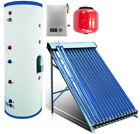 Complete Solar Water Heater System with Advanced Vacuum Tube Technology SRCC