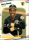 Asst Barry Bonds Card Lot (pick Cards From List)