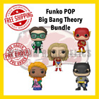 Funko Pop  Big Bang Theory SDCC 2019 Shared Exclusive Bundle Preorder FREE SHIP