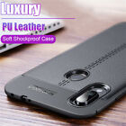 For Huawei Y5 Y6 Y7 Prime Y9 2019 2018 Shockproof Soft TPU Leather Case Cover