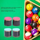2pcs No-Slip Cue Tip Chalk Billiard Pool Cue Chalk Accessory for Snooker Pool $5.02 USD on eBay