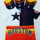 Retro Houston Astros Stitched Embroidery Jersey on Ebay