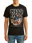 Kiss Destroyer Album T-shirt Rock Vintage style tee 70's classic rock all night image