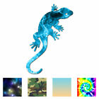 Gecko Lizard Anole - Vinyl Decal Sticker - Multiple Patterns & Sizes - Ebn435