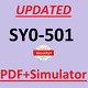 Latest SY0-501 Security+ PLUS Verified Practice Test Exam  540 Q&A PDF+Simulator