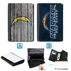 San Diego Chargers Leather Women Wallet Coin Purse Card Holder $13.99 USD on eBay