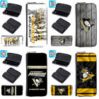 Pittsburgh Penguins Leather Long Women Wallet Clutch Purse Zip Around $15.99 USD on eBay