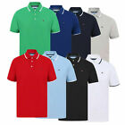 TOMMY HILFIGER GOLF TM416 TIPPED POLO SHIRT IN VARIOUS COLOURS