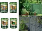 'Cuprinol Ducksback Garden Shed & Fence Paint Quick Dry Paints Wood Stain 5 Litre