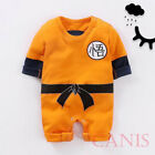 US Dragon Ball Toddler Kid Baby Boy Girl Goku One Piece Jumpsuit Romper Clothes $8.49 USD on eBay