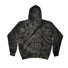 Tie Dye Hooded Sweatshirt Adult Unisex (S-3XL) Colortone-Gildan