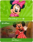 TWO (2) WALT DISNEY WORLD (1)ONE DAY PARK HOPPER TICKETS NO BLACK OUT DATES!!!
