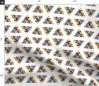 Pool Billiards Games Solids Stripes Balls 8 Fabric Printed by Spoonflower BTY $21.0 USD on eBay