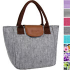 Lunch Bag For Women Thermal Insulated Lunch Food Tote Purse Work Office Picnic