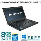 Lenovo ThinkPad T420s Core i5-2420M 2.5GHz  4/8GB 128/240GB SSD 14