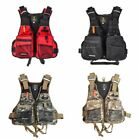 Outdoor Fly Fishing Life Vest Men Women Breathable Swimming Life Jacket Clothes.