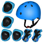 Kid Scooter Skateboard Bike Protective Gear Set ,Helmet and Knee Elbow Wrist Pad image