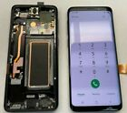 Samsung Galaxy S9 G960 LCD Replacement Screen Digitizer with Dot Scratch Black